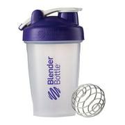 BlenderBottle 20-Ounce Classic Bottle with Loop, Purple