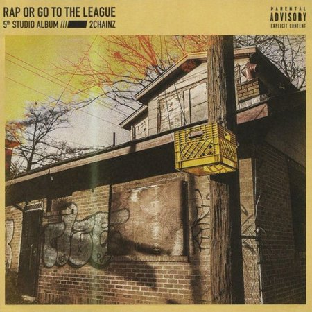 Rap Or Go To The League (CD) (explicit)