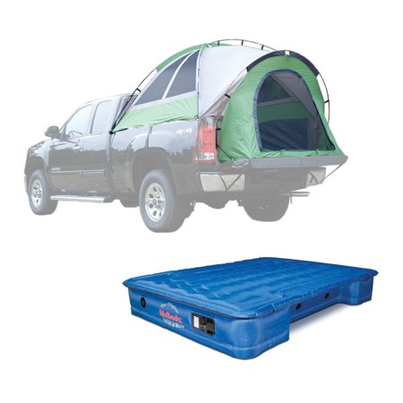 Napier Backroadz Truck Bed 2 Person Tent & AirBedz Truck Bed Air Mattress, Full