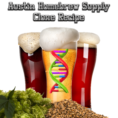 Austin Homebrew Clone Recipe Genesee Cream Ale (6A) - ALL