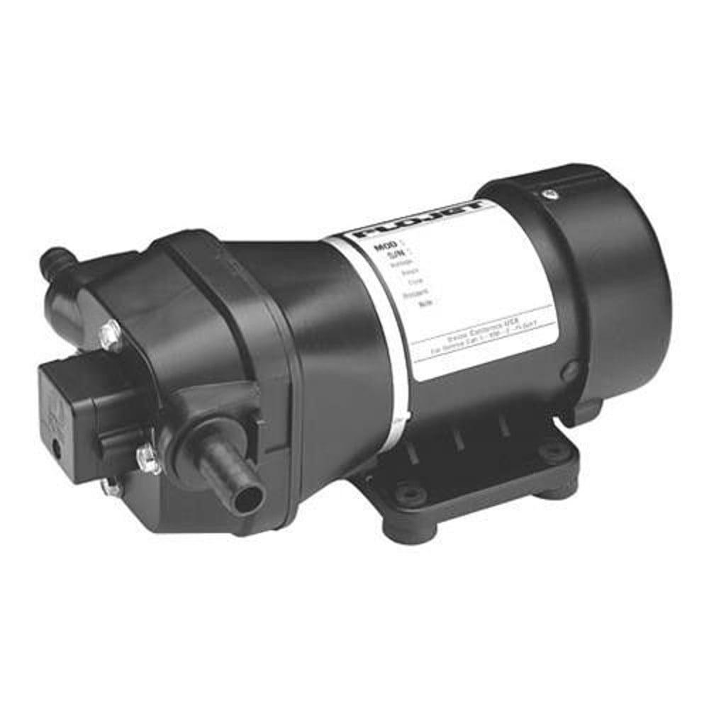 New Flojet Quad Diaphragm Pump Model #04300-242A by ITT Industries