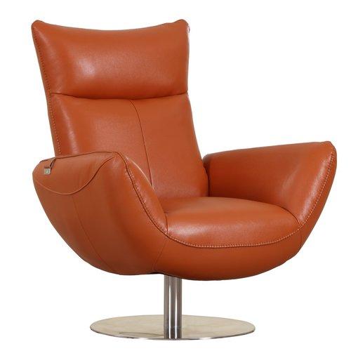 Orren Ellis Amador Swivel Lounge Chair