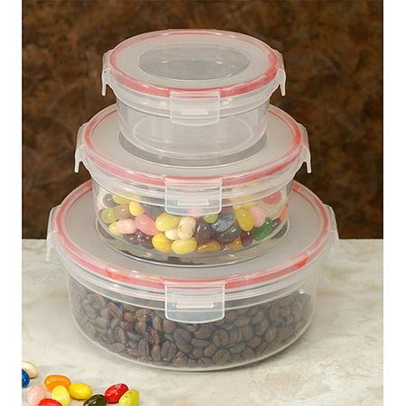 Cook Pro 6-Piece Food Storage - Pro Food Storage