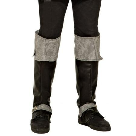 Dark Royalty Boot Tops Halloween Costume Accessory (Halloween Havoc 98)