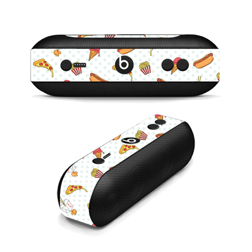 MightySkins Protective Vinyl Skin Decal for Beats By Dr. Dre Beats Pill Plus wrap cover sticker skins