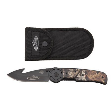 Kutmaster Knives Folding Guthook with Pouch