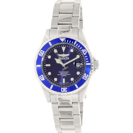 Invicta Men's Pro Diver 9204OB Silver Stainless-Steel Quartz Dress Watch