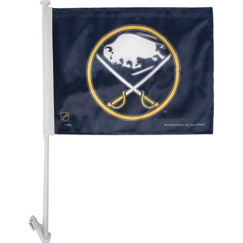 NHL - Buffalo Sabres Vintage Car Flag