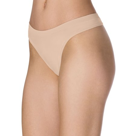 1764cb60d0b9 Barely There - Womens Flex To Fit Thong Panty L Soft Taupe - Walmart.com