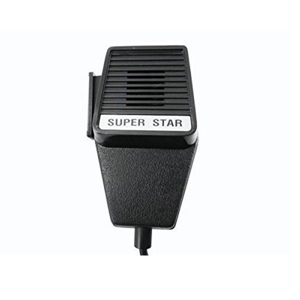 Workman CM4 Superstar CB Radio Microphone 4 Pin Cobra / Uniden / Galaxy