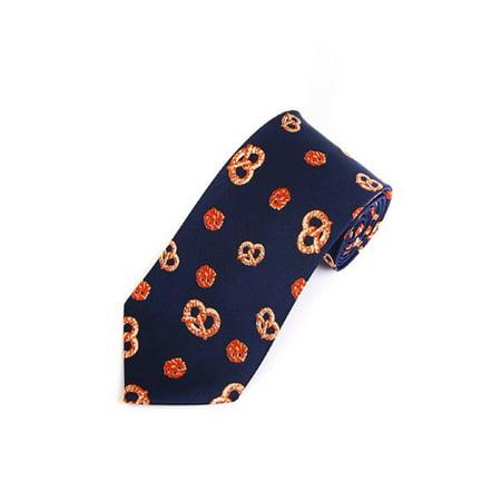 Pretzel Novelty Tie](Novelty Tie)