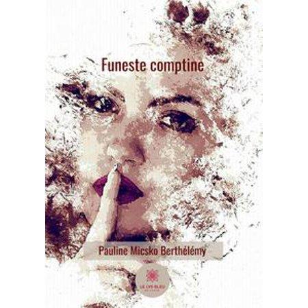 Funeste comptine - eBook - Les Comptines D'halloween