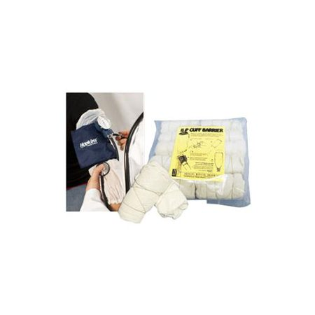 Barrier bp cuff sleeve, 42 cm part no. 690052 (100/package)