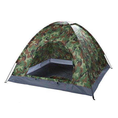 Ktaxon 4 person Outdoor Camping Tent Folding Hiking Tent for summer