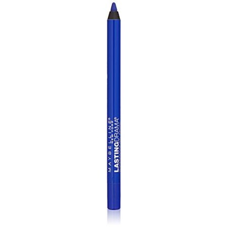 Automatic Eye Pencil Duo Refill - Maybelline New York Eyestudio Lasting Drama Waterproof Gel Eye Pencil, Lustrous Sapphire