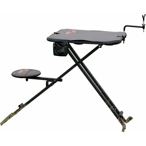 Big Game Deluxe Shooting Bench   Walmart.com