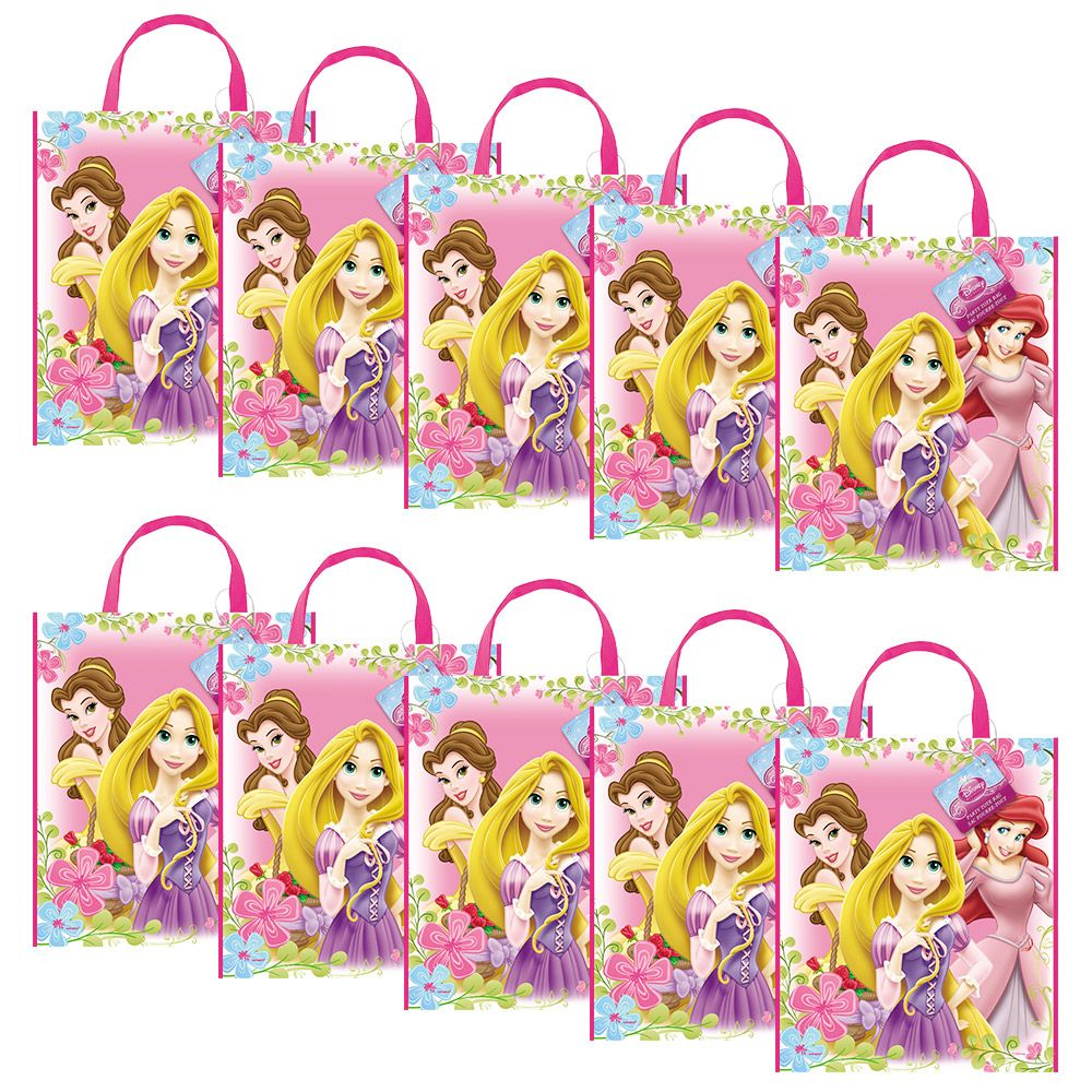 Disney Princess Party Balloons, 12 in, 6ct - Walmart.com