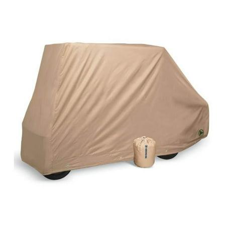 Convertible 2 Passenger Flip Down/Rear Seat Cover in Tan
