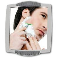 Zadro Fog-Free Clip-On Shower Mirror