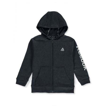 Reebok Boys' Full Zip French Terry Hoodie (Big Boys)