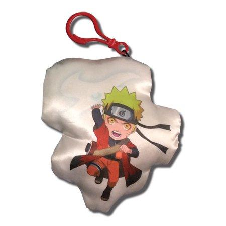 Key Chain - Naruto Shippuden - New Sage Mode Rasenshuriken Plush Toys (Naruto Sage Of Six Paths Mode Rasengan)