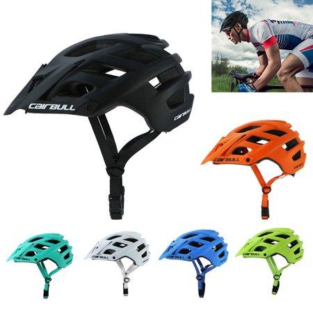 Safety Cycling Helmet with 22 Air Holes for Men Women Color:Blue Size:M/L (55-61CM) - image 5 de 5