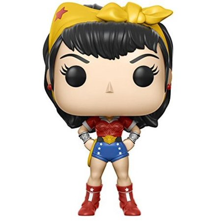 Funko Pop  Heroes  Dc Bombshells   Wonder Woman