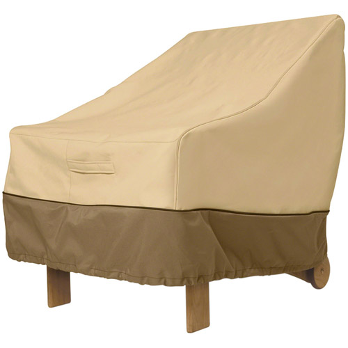 Classic Accessories Veranda Large Lounge Patio Chair Cover - Durable and Water Resistant