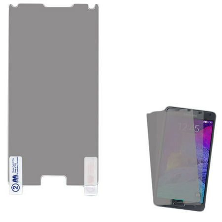 Samsung Galaxy Note 4 MyBat LCD Screen Protector, Twin (Best Galaxy Note 4 Screen Protectors)