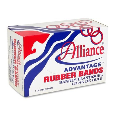 Alliance Advantage Rubber Bands, #107 ALL27075