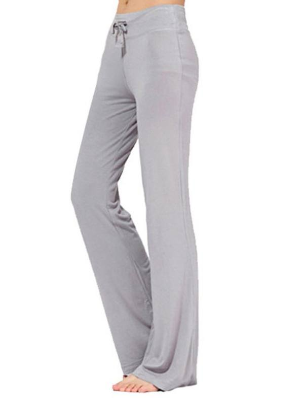 JIMSHOP Fashion Women Casual Loose Long Sports Pants Yoga Trousers