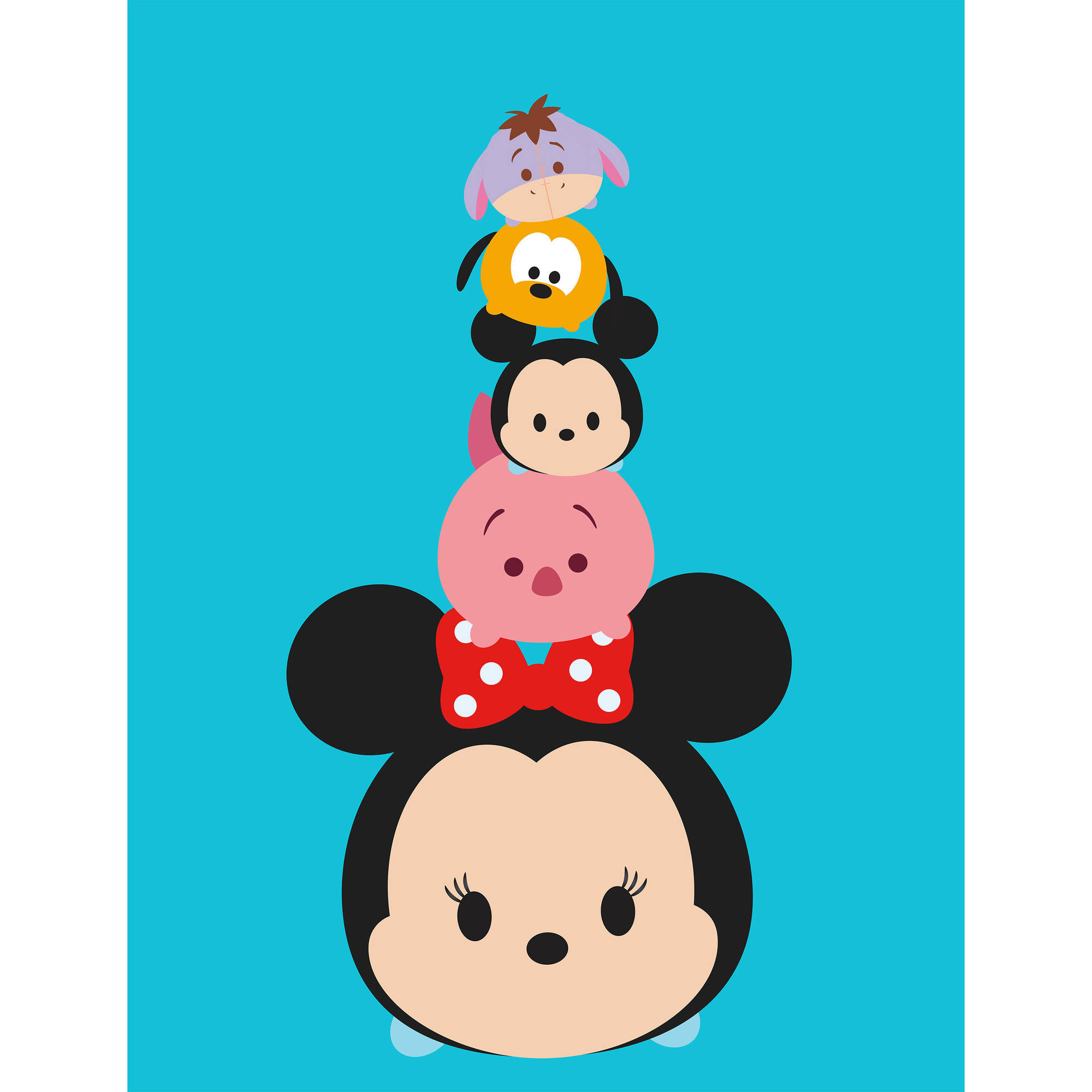 Disney Tsum Tsum Throw