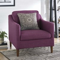 Better Homes & Gardens Griffin Chair, Cranberry