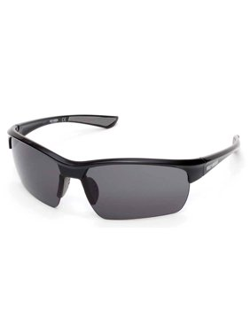 839406ca41 Product Image Harley-Davidson Men s H-D Semi-Rimless Sunglasses Shiny Black  Frame   Smoke Lens