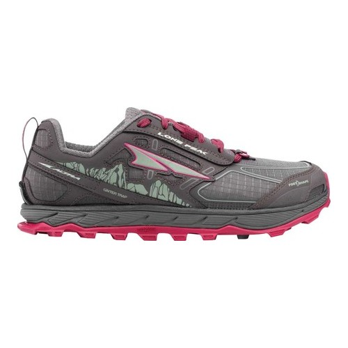 Lone Peak 4 Trail Running Shoes, Black