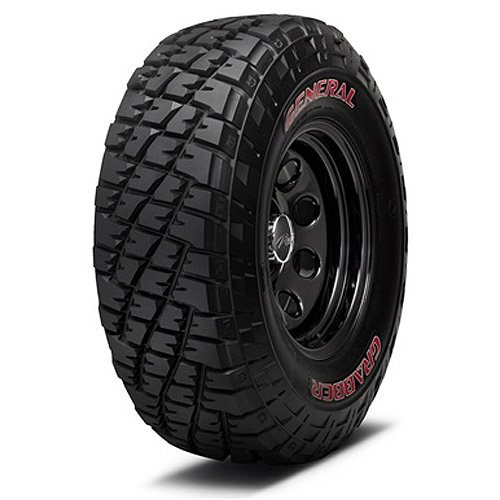 General Grabber Tire 33X12.50R15 /6