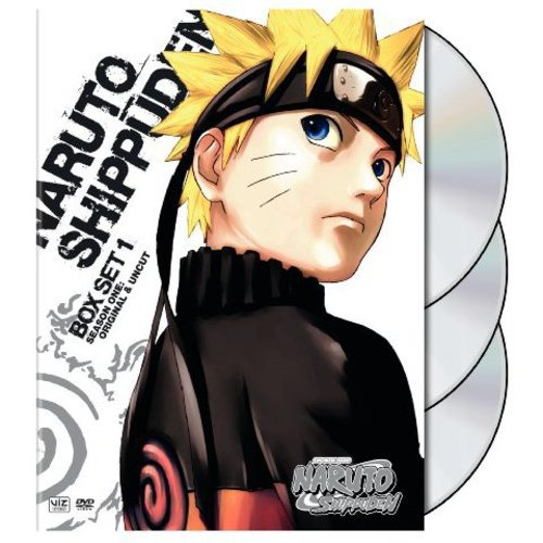 Naruto: Shippuden - Box Set 1 (Special Edition) (Full Frame)