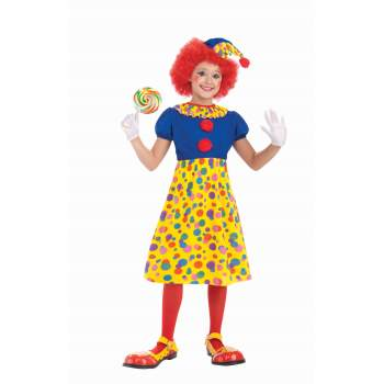CHCO-CLOWN GIRL-MEDIUM