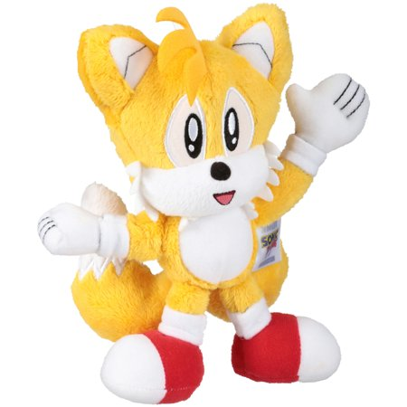 Sonic The Hedgehog  Tails Stuffed Animal