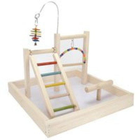 Image of 17x17x12 Wood Tabletop Play Station