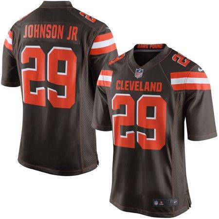 pretty nice 49ddc 89bbd Duke Johnson Jr Cleveland Browns Nike Game Jersey - Brown