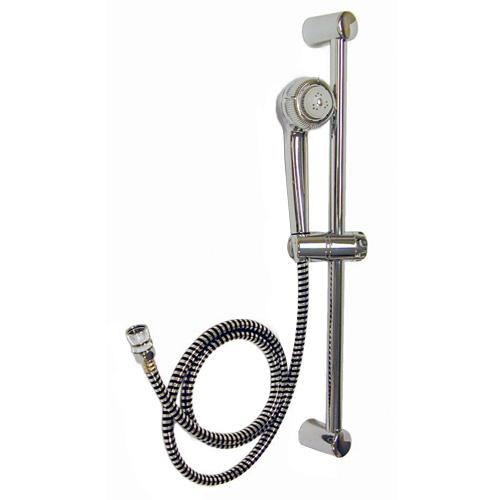 DMI Adjustable Height Sliding Shower Head