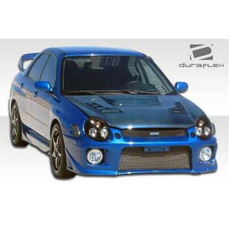Duraflex 100408 2002-2003 Subaru Impreza WRX Sti Zero Front
