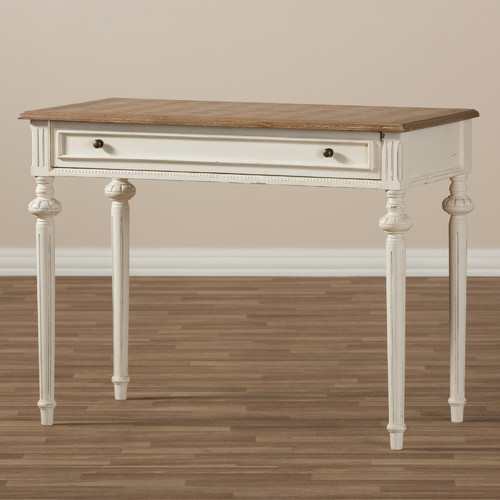 Wholesale Interiors Rogero French Provincial Writing Desk