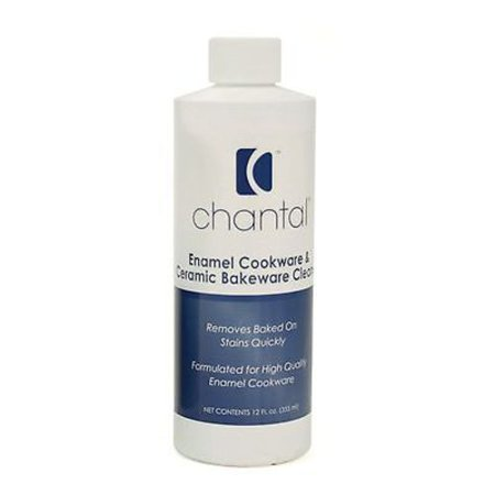 Chantal Enamel Cookware & Ceramic Bakeware Cleaner - - Chantal Cleaner
