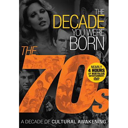 The Decade You Were Born: 1970s (DVD)