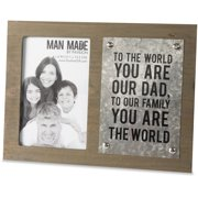 Man Made To The World You Are Our Dad Family