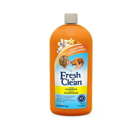Fresh 'n Clean Scented Shampoo with Protein - Fresh Clean Scent 32 oz (Fresh N Clean Scented Shampoo)