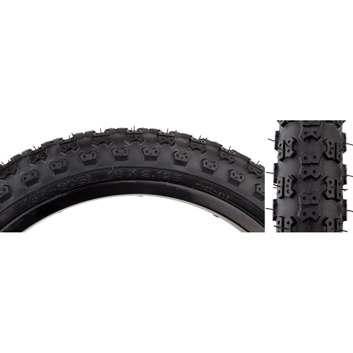 Sunlite Tire 16X2.125 Black/Black Mx3 K50