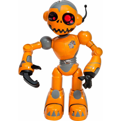 Wow Wee RoboZombie, Orange